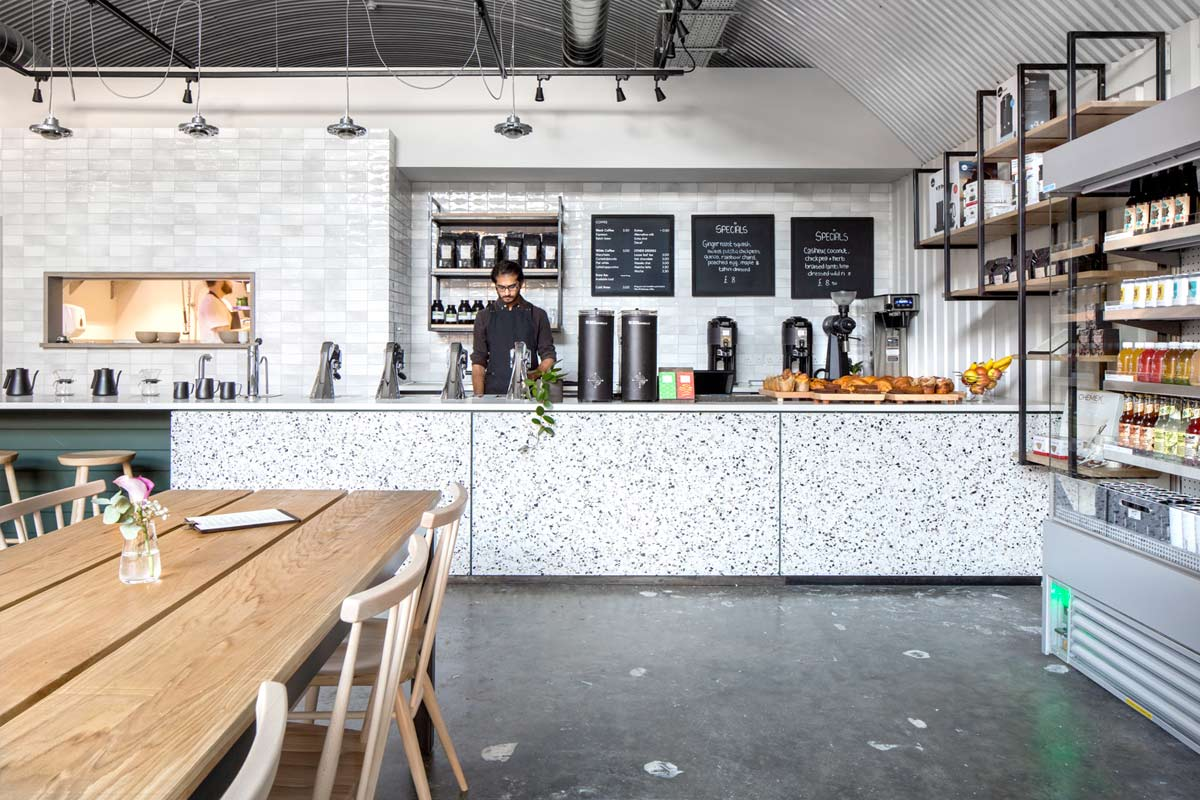Origin Coffee Shops – London